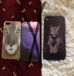 Covers for iPhone 5
