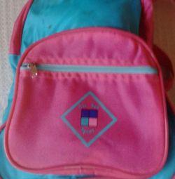 Backpack for children.