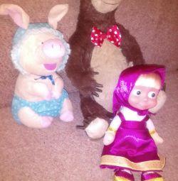 Masha și Bear + Rosetta