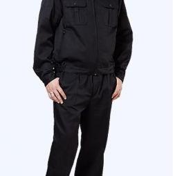 Suit Protection black