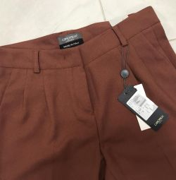 Pantaloni Camomilla, Italia, nou