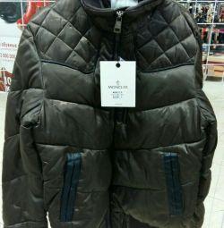 New men's jacket