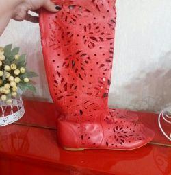 Cizme de vară