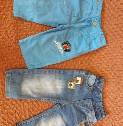 Children's clothing from 6 months to 2 years