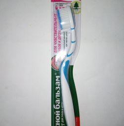 Лесной бальзам зубная щётка для чувствит. зубов