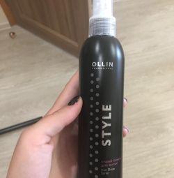 Спрей блиск для волосся