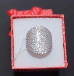 Gümüş Yüzük 925