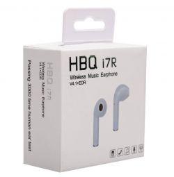 Wireless bluetooth earphone HBQ i7 (single) new