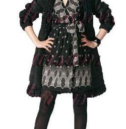Φόρεμα-πουκάμισο (στη μυρωδιά) anna SUI, πρωτότυπο