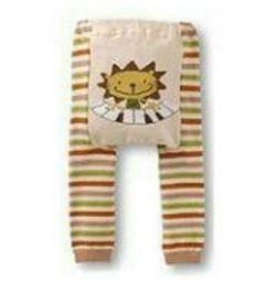 Çocuk bezi için külotlu çorap