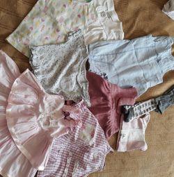 Çocuk giysileri