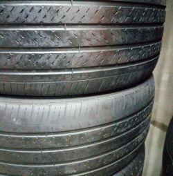 235 55 R18 Michelin Pilot пара