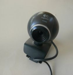 LOGITECH WEB CAM together with the installation cd in excellent condition