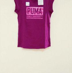Puma νέο μπλουζάκι