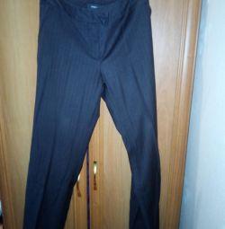 Pantolon, takım elbise, etek