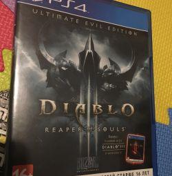 игра для ps4 Diablo