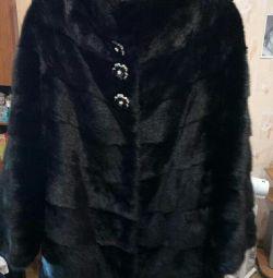 Mink coat 52-60