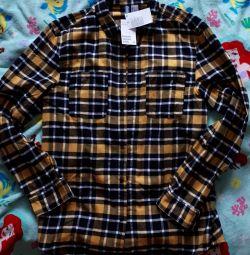 New H&M shirt size M.