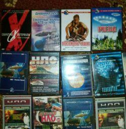 DVD-uri cu tematică OZN (pentru toți)