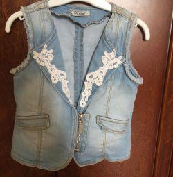 Vest jeans Mayoral