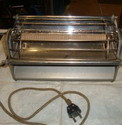 heater USSR 1000watt - 1969