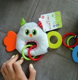 Yeni Baykuş yumuşak oyuncak yeni