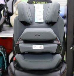Araba koltuğu CBX by Cybex Aura Fix ile 9-36 kg