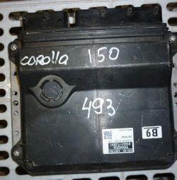 БЛОК керування двигуном Toyota Corolla 150