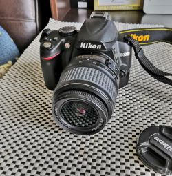 Nikon D3000 Fotoğraf Makinesi