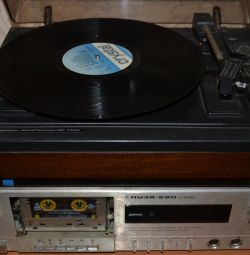 vinilul turntable