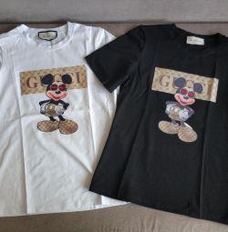 T-shirt Gucci new (white)
