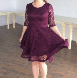 Нарядное платье 44р