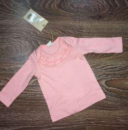 Nou bluză Yomaa 68/74 cm