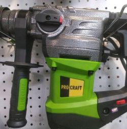 ProCraft 2200 watt rotary hammer