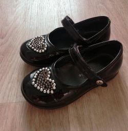 Μέγεθος παπουτσιών 23