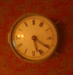 Alarm clocks USSR