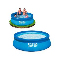 Intex, Pool Easy Set, 244x76 εκ., Αρ. 28110