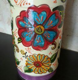 New Spanish Vase