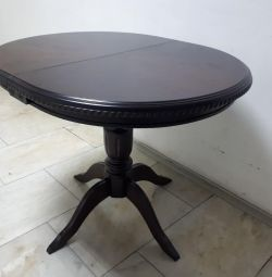 Masă de masă Wenge East-1