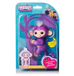 Interactive FINGERLINGS 3704A Monkey Mia