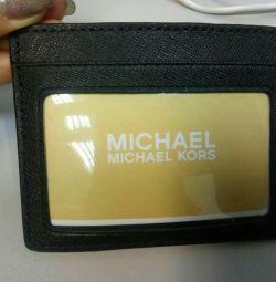 Business Card Holder Michael Kors Original / new