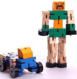 Робот транформер