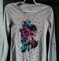 Μπλουζάκι γυναικείο μέγεθος 46