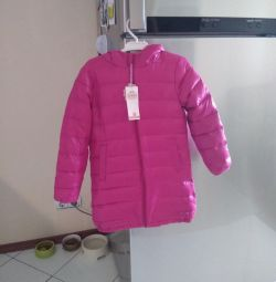 Jacket-cloak new.