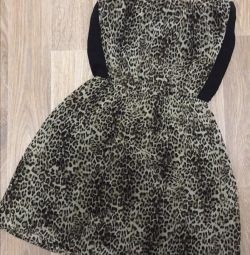 Chiffon Bershka Dress