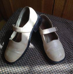 παπούτσια SKIN r.29 Αντιλόπη