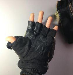 mănuși de mănuși pentru pescuit