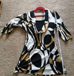 Tunic Dress L