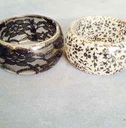 Bracelets 2 new