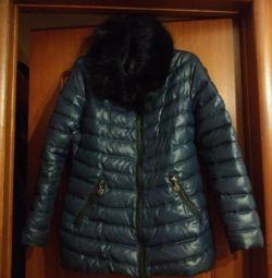 Iarnă în jos jacheta